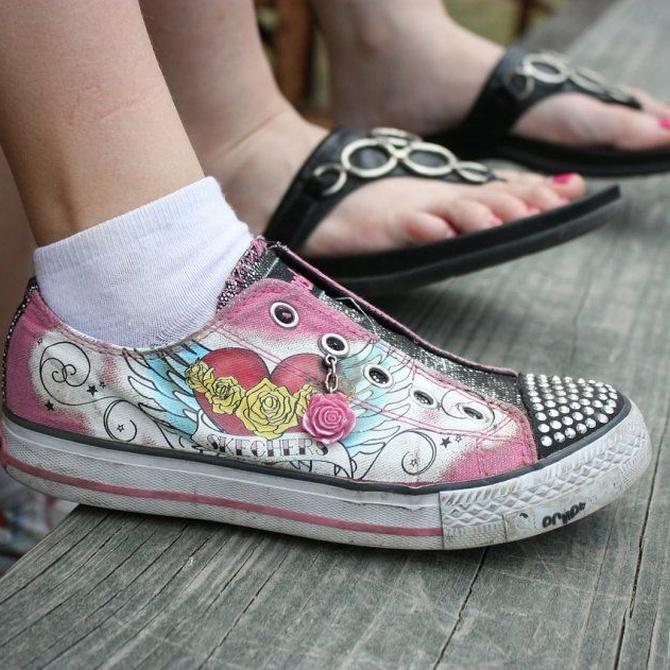 ¿Cómo ha de ser un calzado veraniego?