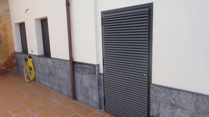 Puertas paneladas Oviedo