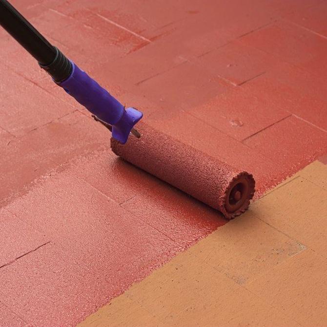 Impermeabilización de terrazas y azoteas