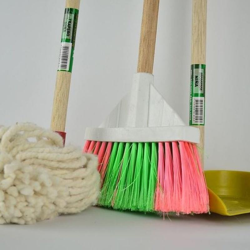 Limpiezas para particulares: Servicios de MATIS NET Servicios de Limpieza