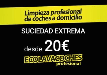 Añade al servicio principal SUCIEDAD EXTREMA 20€ Dirección Dia Hora