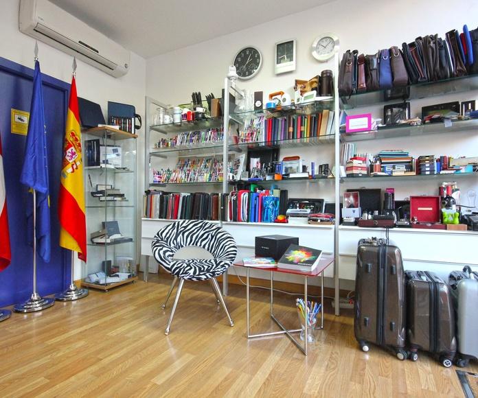 Regalos de empresa en Valladolid
