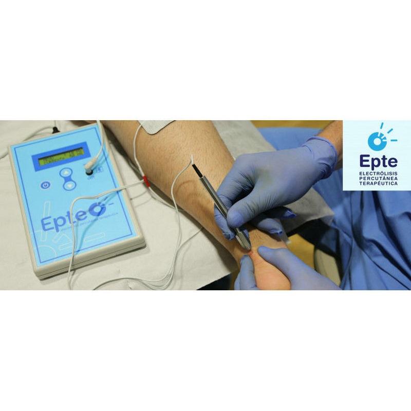 ELECTRÓLISIS PERCUTÁNEA TERAPÉUTICA EPTE: Tratamientos de Fisioterapia T-Cuida
