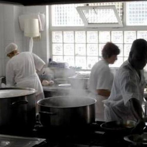 Preparación en cocina