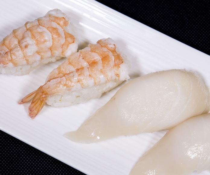 Sushi carta