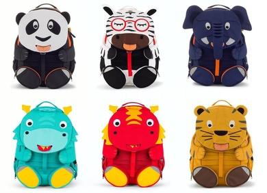 Te encantarán las mochilas de Affenzahn España