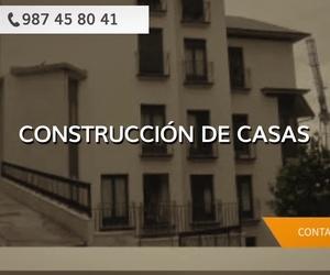 Construcciones de casas en Ponferrada