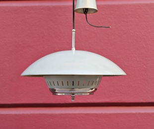 Lámpara años 50