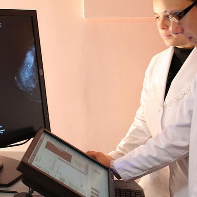¿Qué es una mamografía?