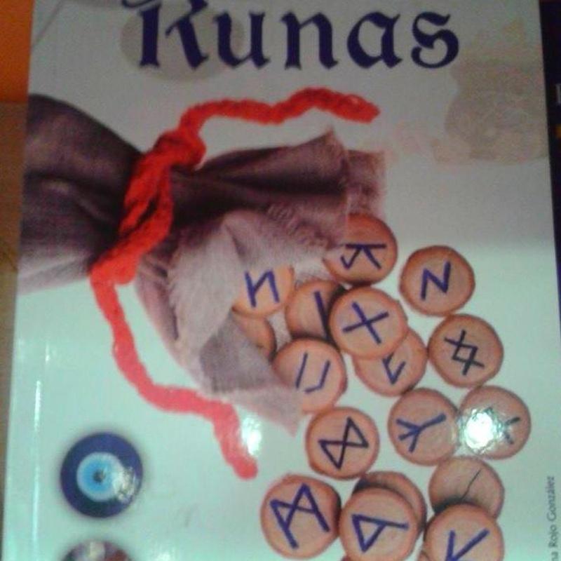 Cómo interpretar las runas: Cursos y productos de Racó Esoteric Font de mi Salut