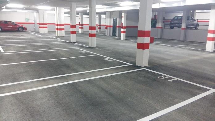Limpieza de garajes: Servicios de Limpiezas Lozano
