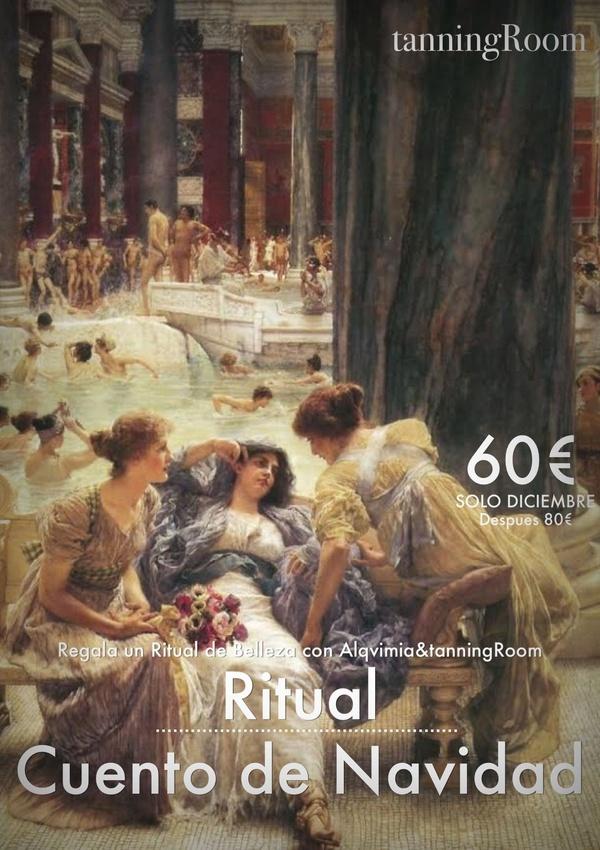 Ritual En tu Camino: TRATAMIENTOS de tanningRoom