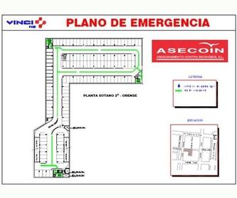 Detección de incendios: Productos y Servicios de Asecoin