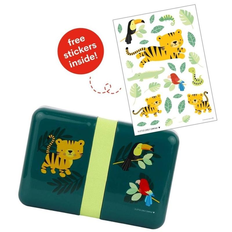 Caja de Almuerzo Tigre: Productos de Mister Baby