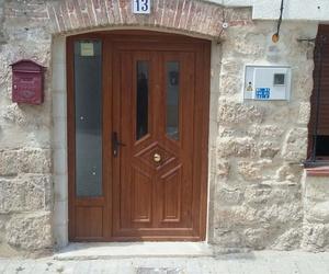 Puertas de PVC en Palencia