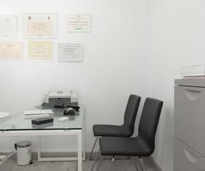 Despacho de nuestra clínica dental