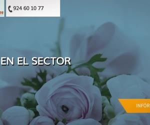 Flores para tanatorios Cabeza del Buey | Floristería Pajarería Herboflor
