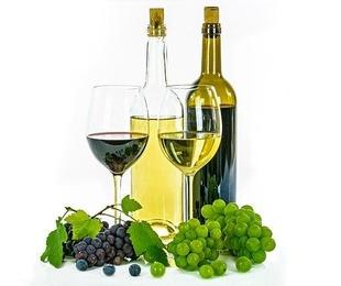 ¿De qué frutos se puede obtener vino?