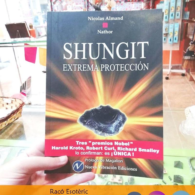 Shungit, extrema protección: Cursos y productos de Racó Esoteric Font de mi Salut
