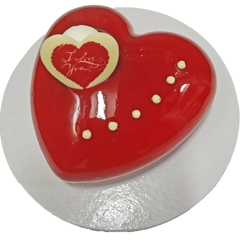 Tartita San Valentín (5 raciones): Nuestros Productos de JESÚS JAVIER GALLEGO NICASIO RAMOS