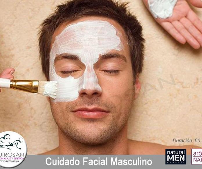 """Cuidados Faciales """"AROMS NATUR"""": Servicios de Quirosan"""