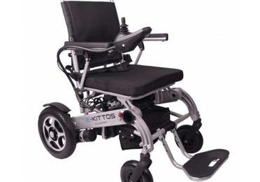 E-Kittos Silla de ruedas eléctrica