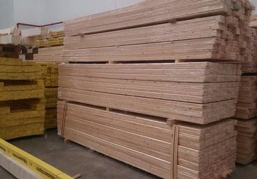 Almacén de madera