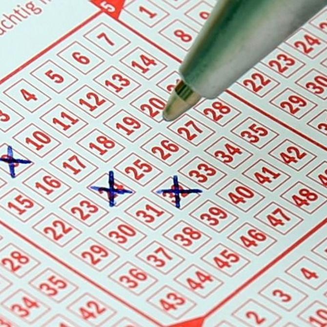 Formas de elegir números de lotería