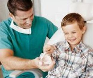 Higiene bucodental niños