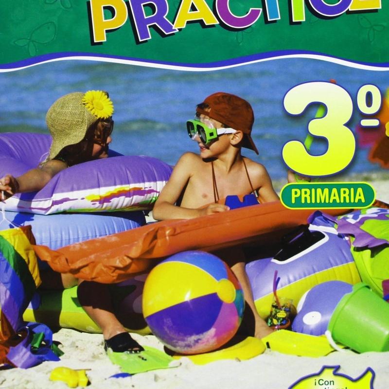 SUMMER PRACTICE 3º PRIMARIA. BURLINGTON BOOKS