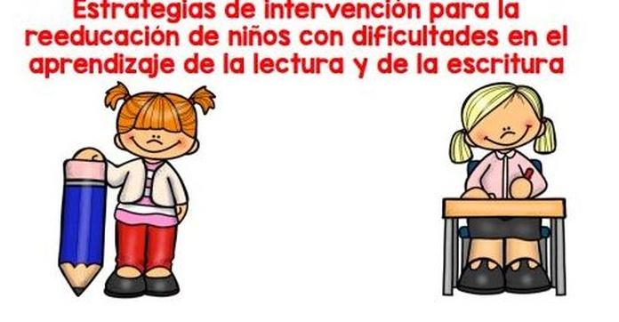 Las Dificultades Específicas del Aprendizaje (DEA)