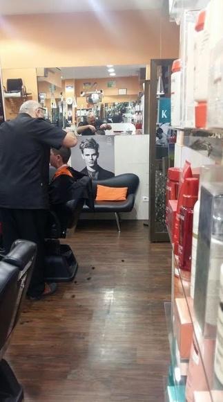 Corte de pelo hombre: Servicios de ALFREDO GONZÁLEZ CORDERO