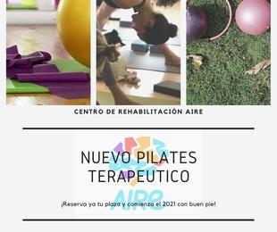 Nuevo taller de Pilates Terapéutico, ¡Reserva tu plaza!