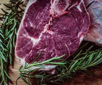 Nuestra Ternera: Catálogo de Carnicería Alfonso