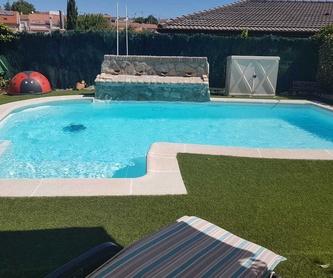 Bombas para piscina: Productos y servicios de Lallana Pol