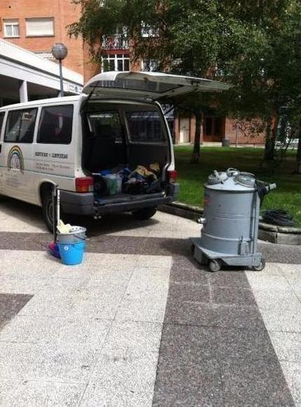 Empresa de limpieza Burgos