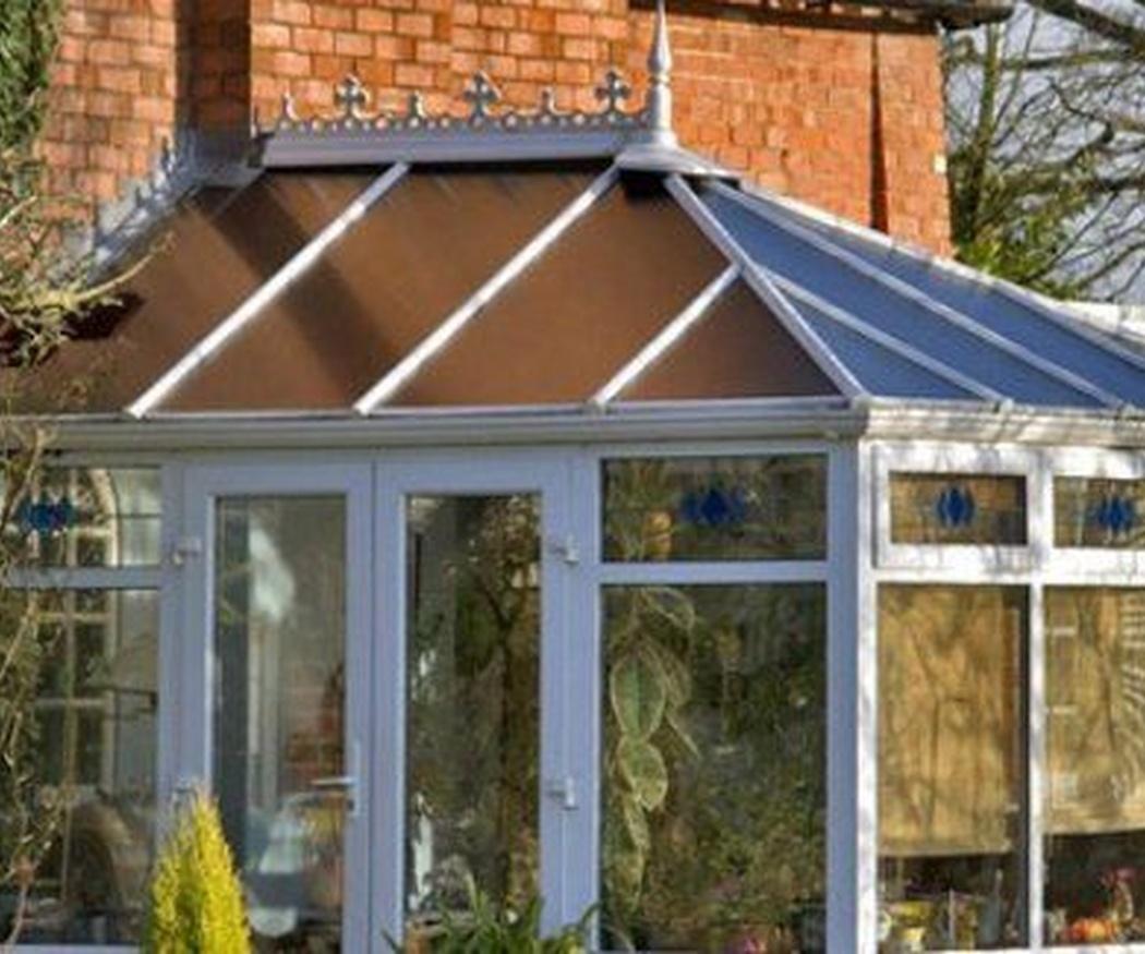 ¿Cómo limpio el aluminio del cerramiento de mi terraza?