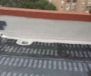 Impermeabilización de cubiertas y aislamientos