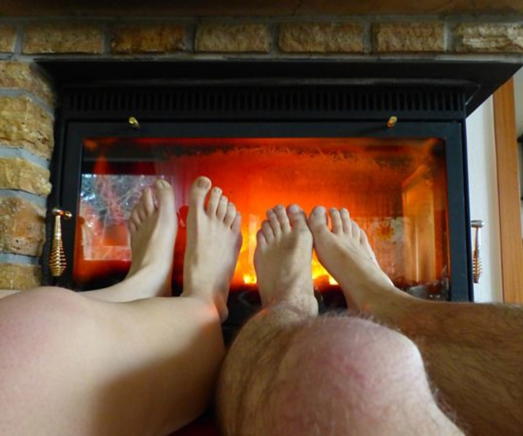 Cómo aprovechar el calor de tu chimenea