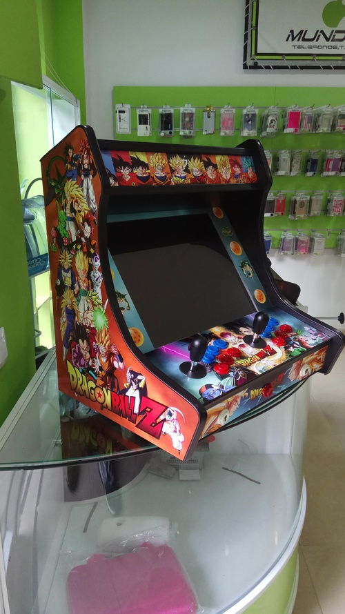 Venta de máquinas arcade