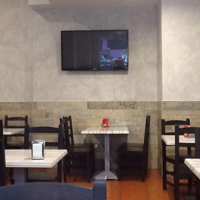 restaurante menu diario en el Barrio de Pilar