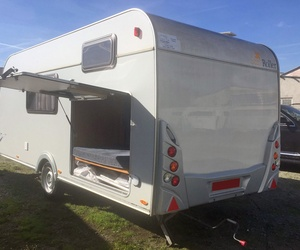 Caravana Roller Jazz 495 LX en Granollers