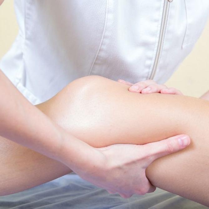 El masaje deportivo de recuperación