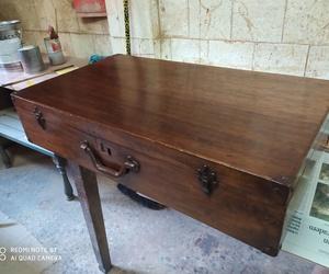Restauración de muebles viejos en Pamplona