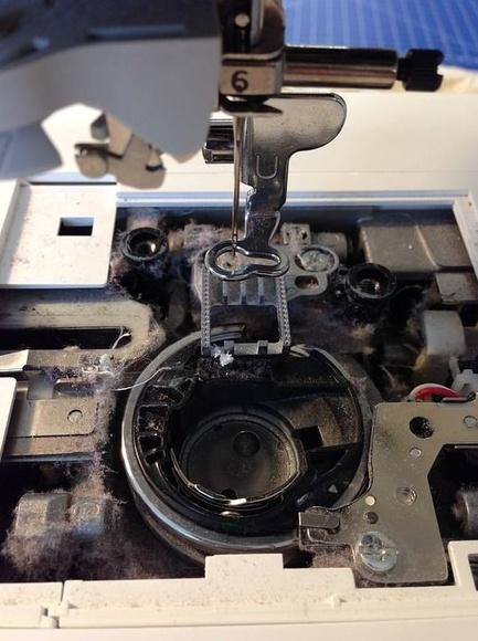 Mantenimiento de máquinas de coser : Productos y servicios   de Nescas