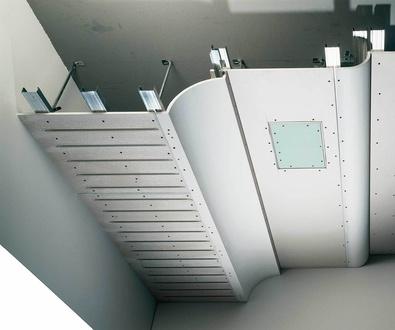 Knauf Multiform diseñar múltiples formas