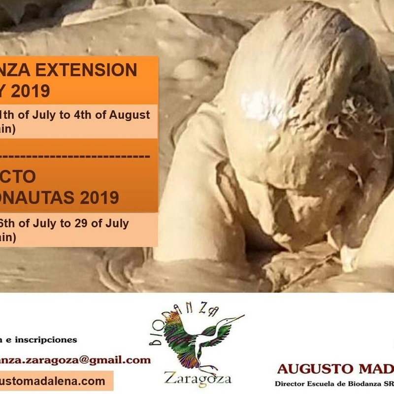 Biodanza in Clay 2019, by Augusto Madalena