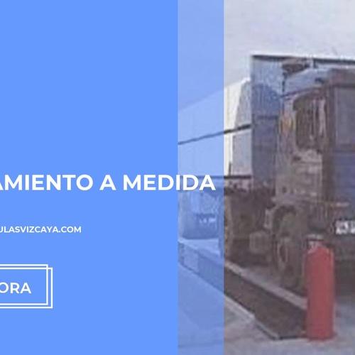 Básculas industriales en Bilbao
