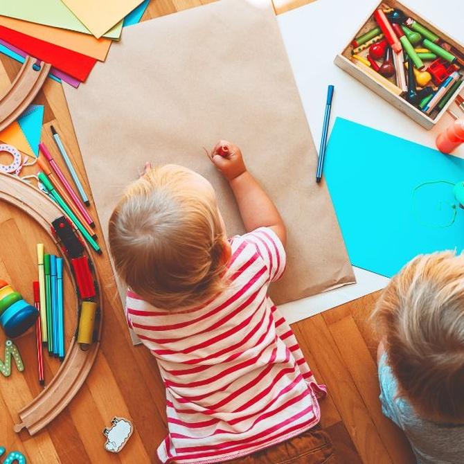 ¿Por qué es beneficioso dejar al niño en la guardería?