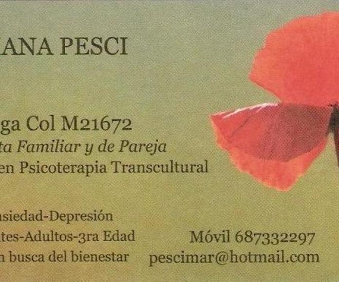 Psicóloga de confianza en Madrid
